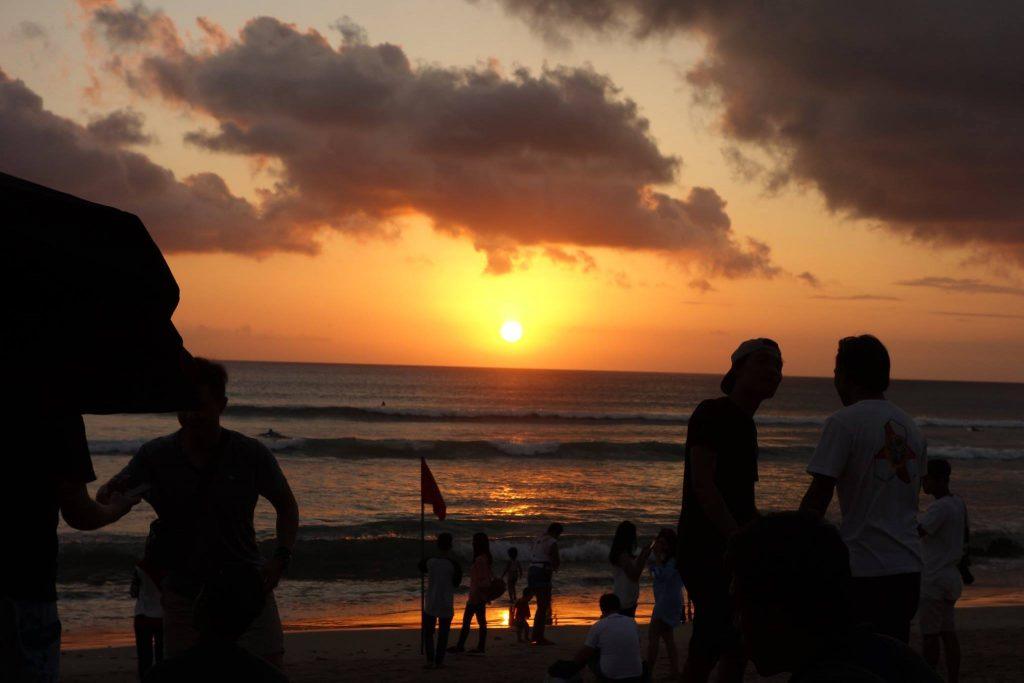 Medewi Beach, Bali, Indonesia.